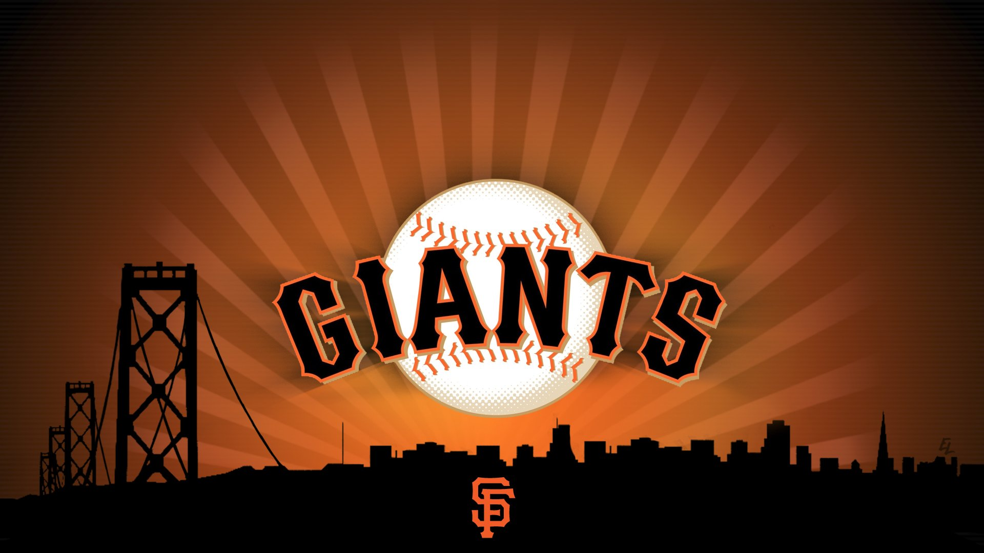 San Francisco Giants by enfamous3 1920 x 1080 1920x1080