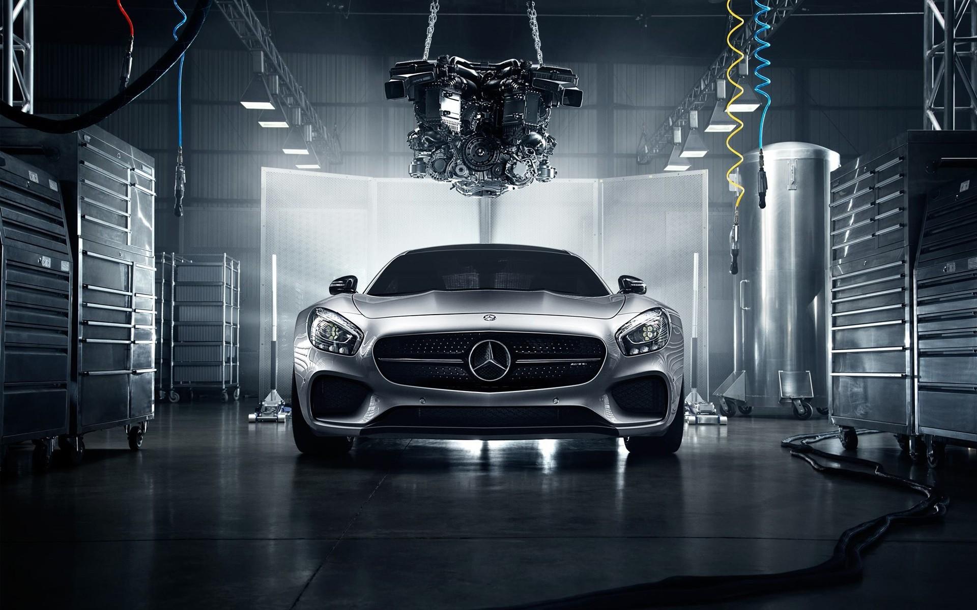 2016 Mercedes Benz AMG GT S Wallpaper HD Car Wallpapers 1920x1200