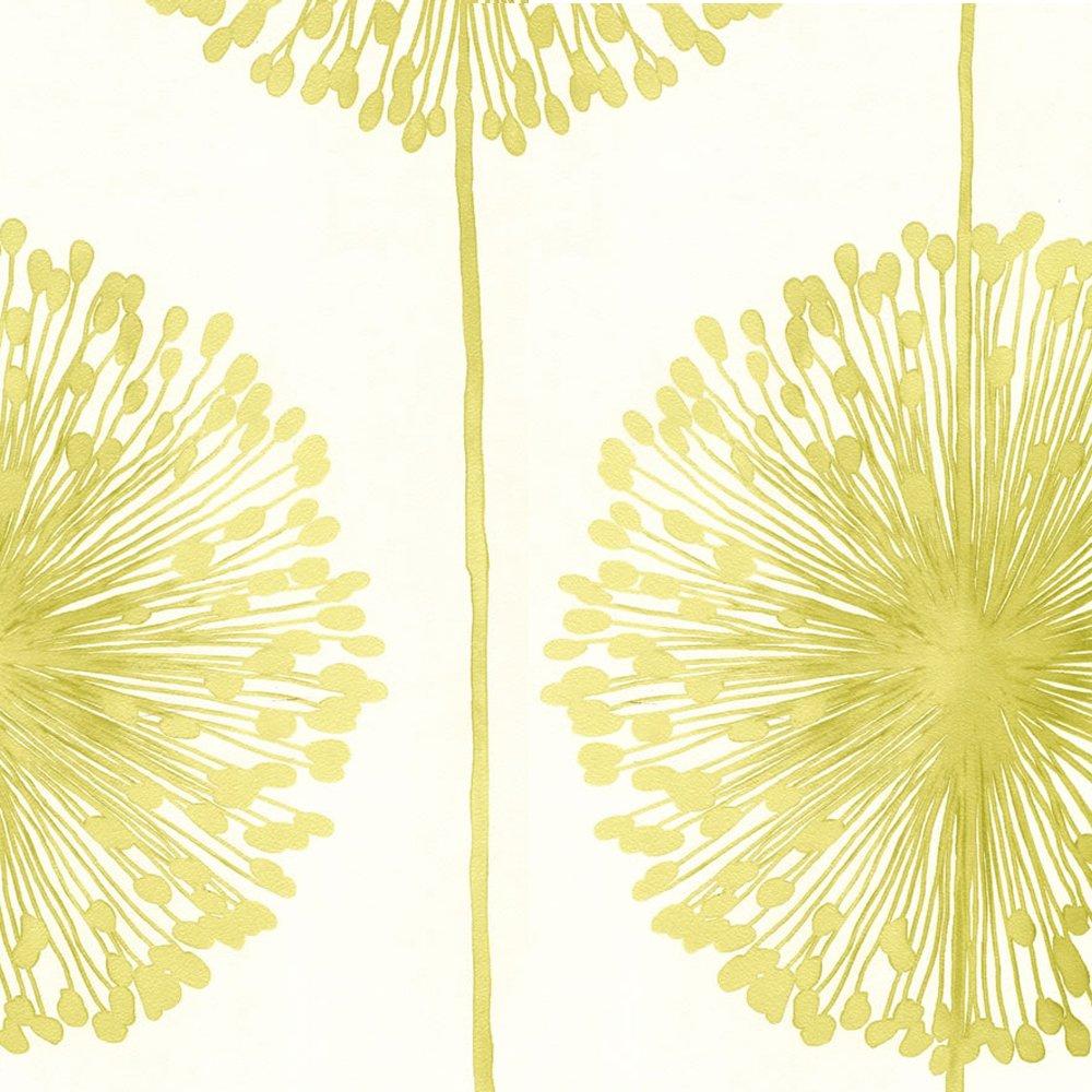Home Wallpaper Muriva Muriva Dandelion Floral Wallpaper 1000x1000