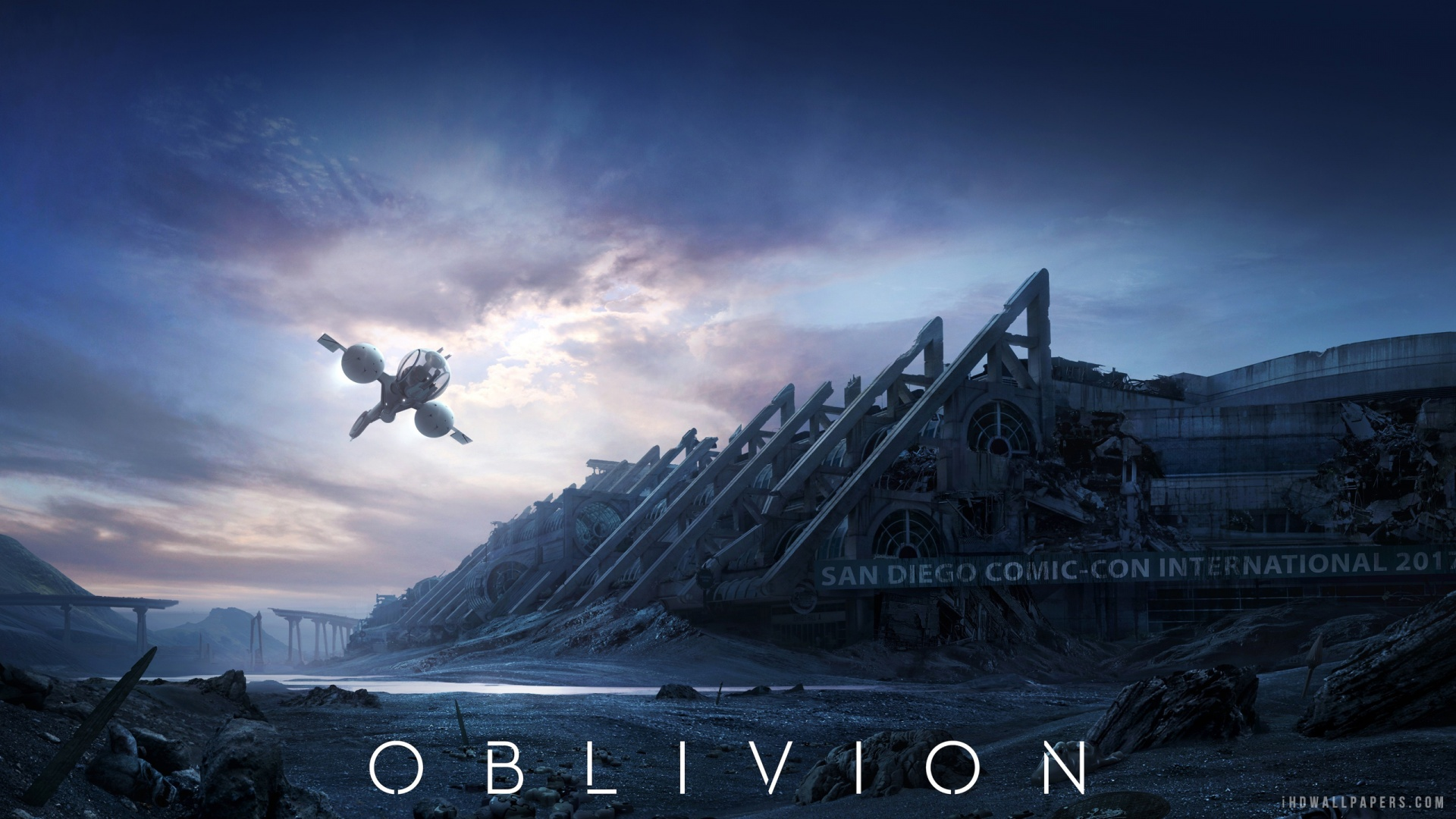 Oblivion 2013 Movie 4k Hd Desktop Wallpaper For 4k Ultra: Sci Fi Movie Wallpaper