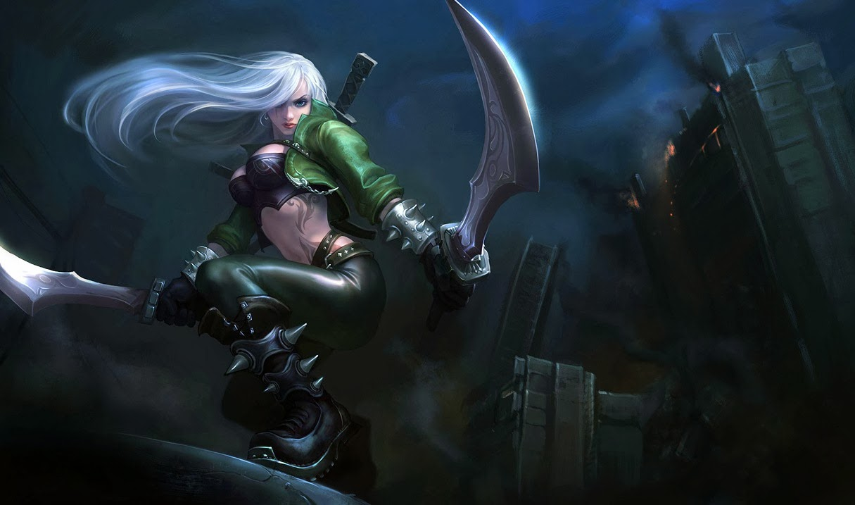 Free Download Katarina League Of Legends Wallpaper Katarina