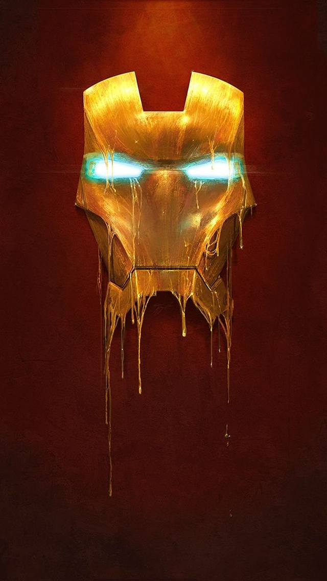 Iron Man 3 HD Wallpapers for Apple iPhone 5 640x1136