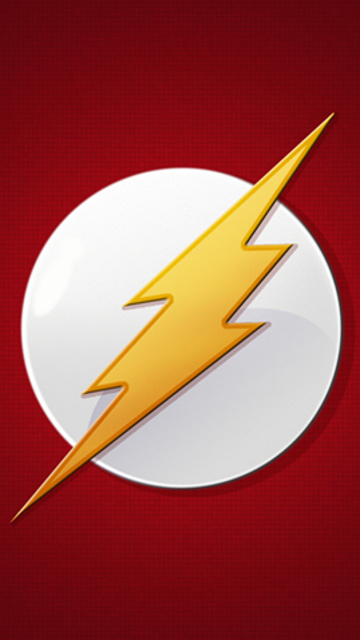 Flash Logo download wallpapers for your Nokia 5228 mobile phone 360x640