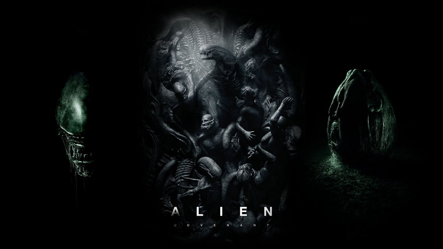 Alien Covenant wallpaper in 1536x864 resolution 1536x864