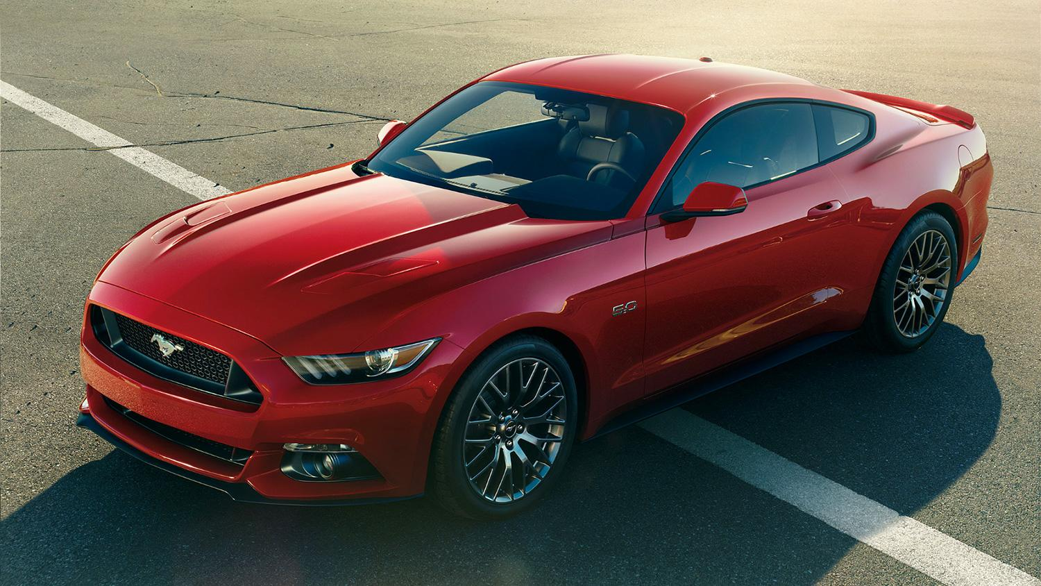 2015 Ford Mustang GT wallpaper HD 1500x844