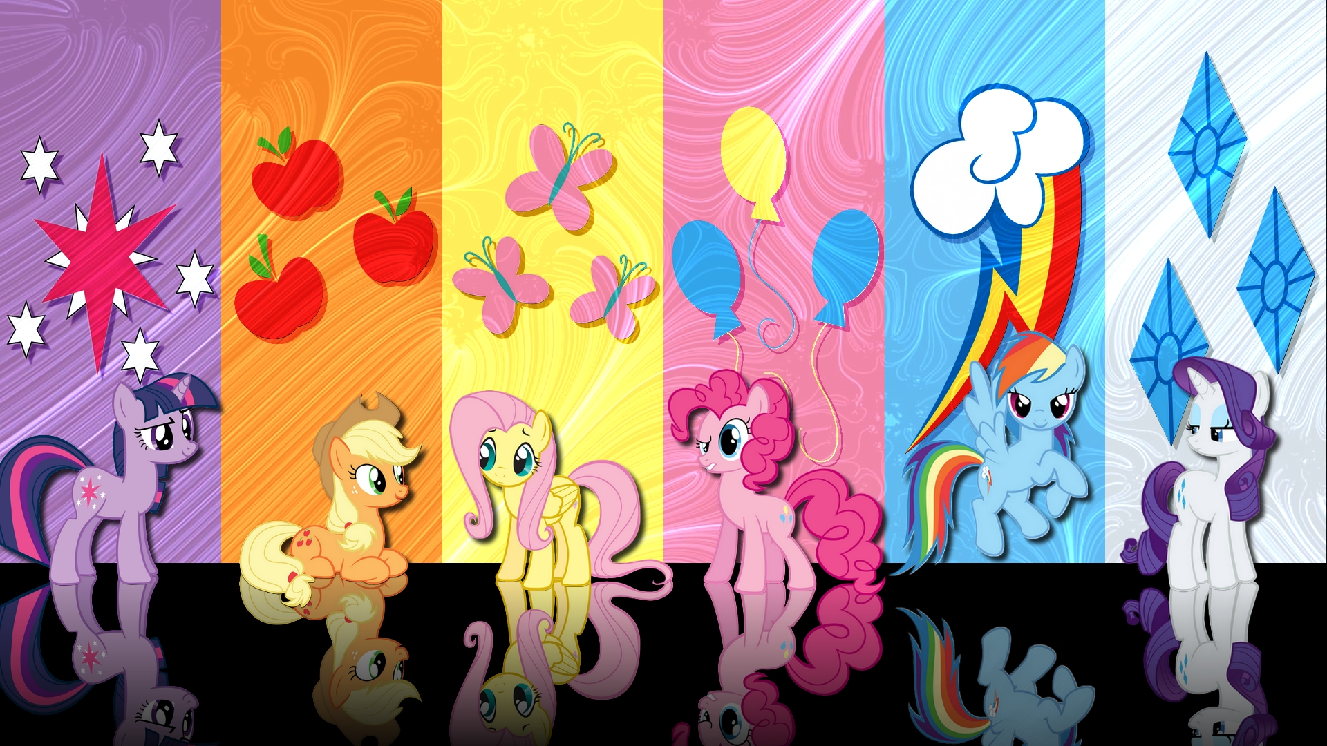 39 Mlp Fun Phone Wallpaper On Wallpapersafari