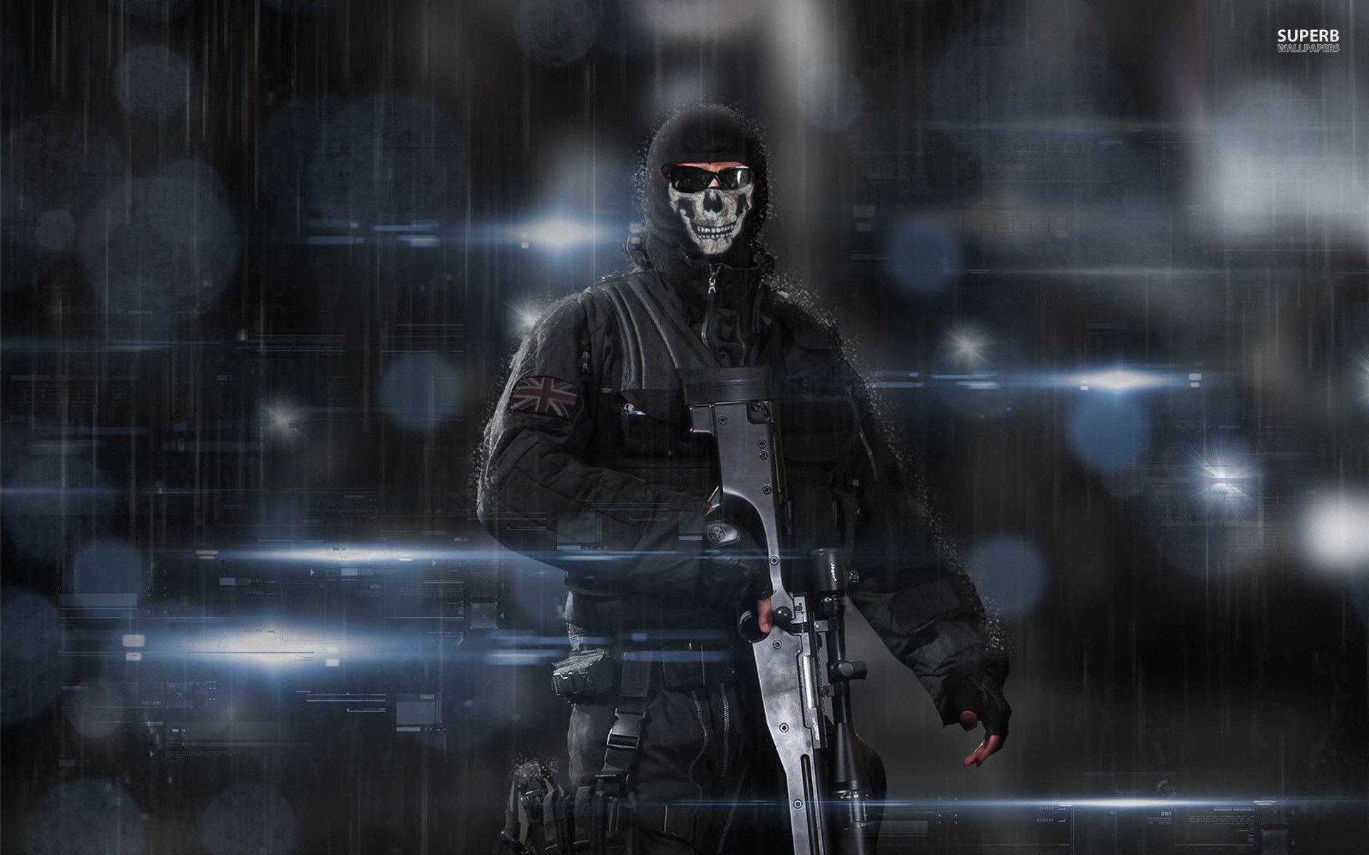 Call Of Duty Ghosts Wallpapers 1920x1200