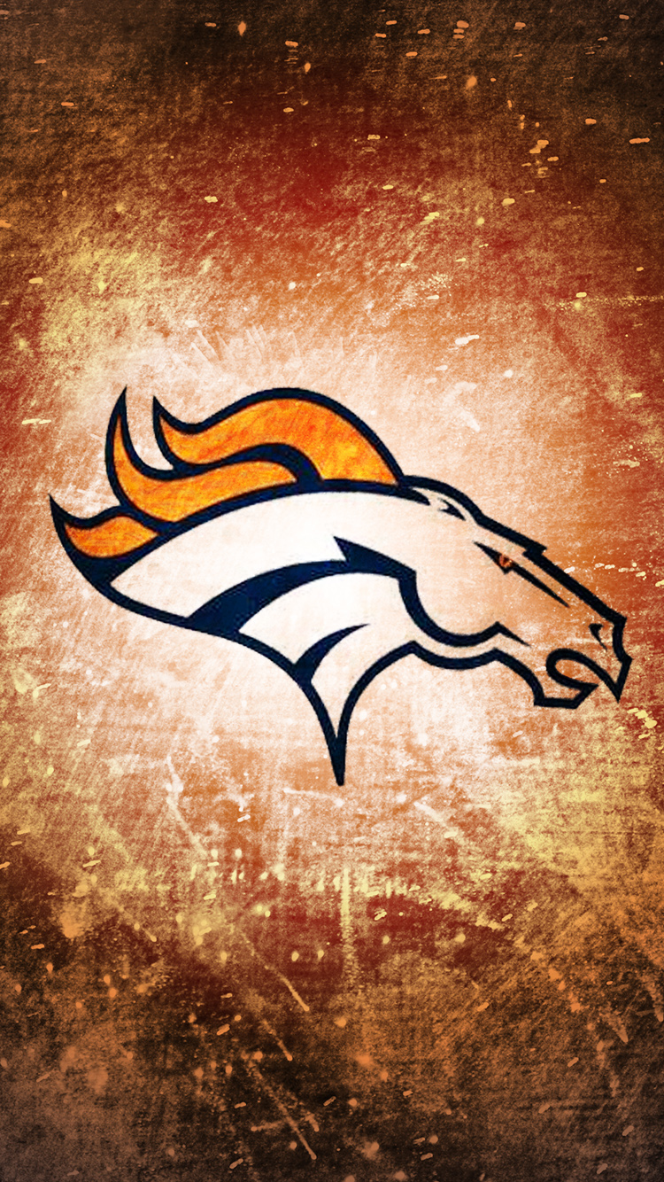 Animated Denver Broncos Logo for iPhone 6 Wallpaper HD Wallpapers 750x1334