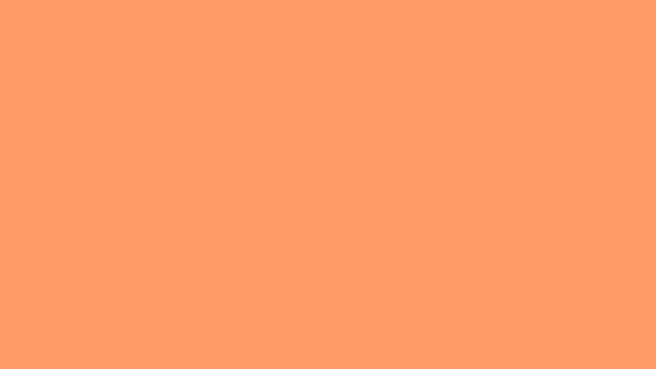 1280x720 Resolution Pink Orange Solid Color Background View And