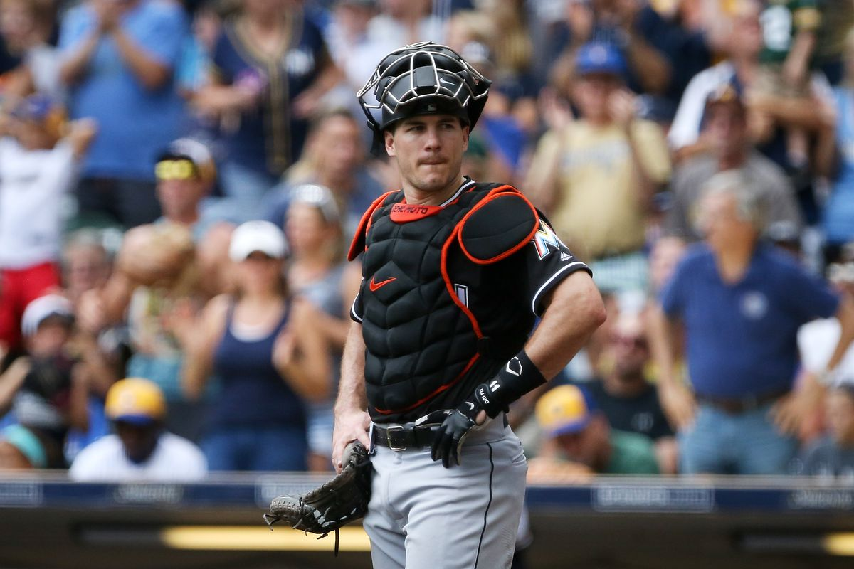 Marlins Astros engaged in JT Realmuto trade negotiations   Fish 1200x800