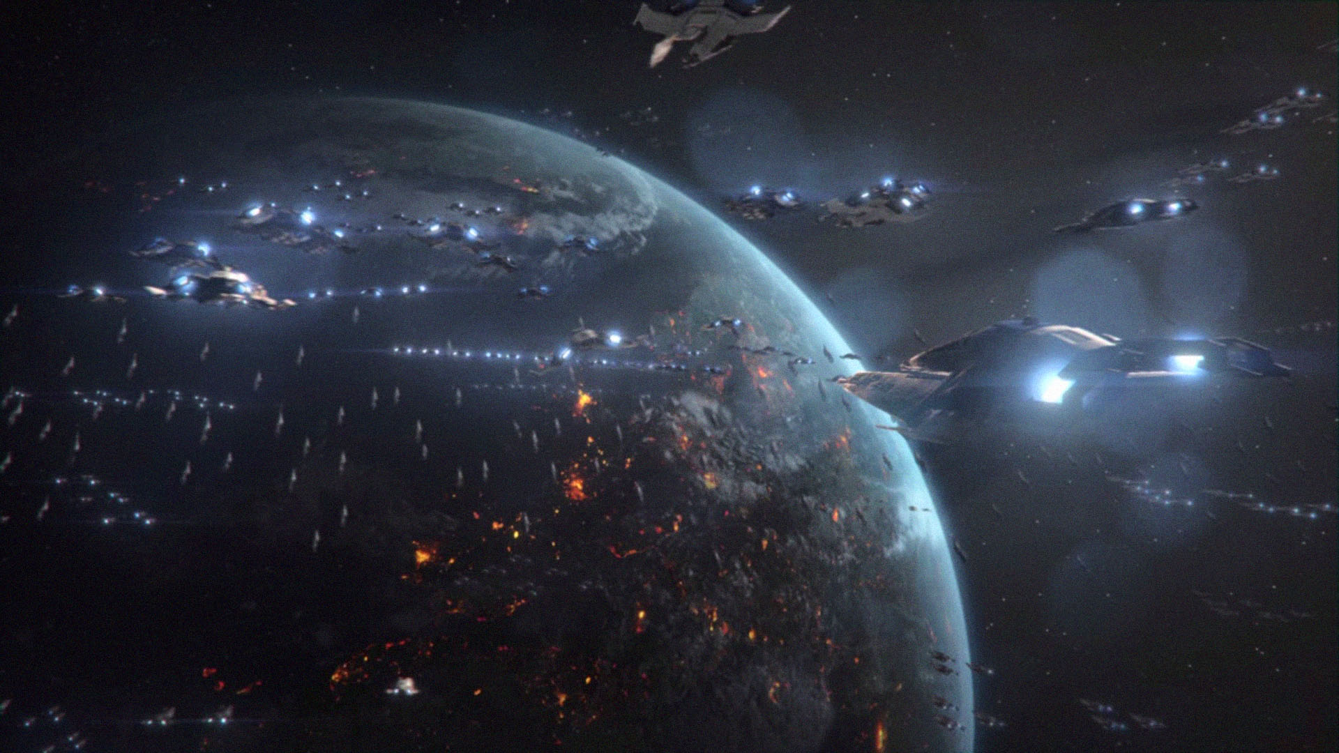 Spaceship Battle Wallpaper Hd space battle wallpapers to 1920x1080