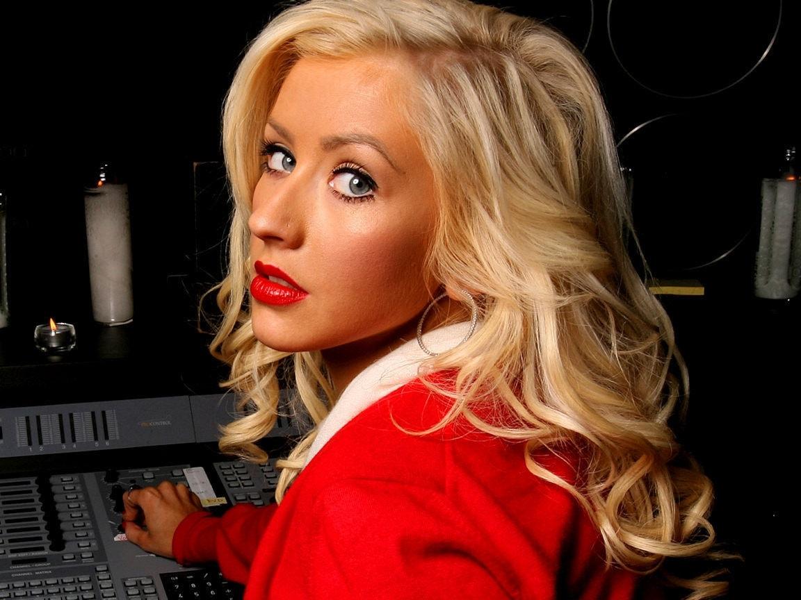 Christina Aguilera HD Desktop Wallpapers 7wallpapersnet 1152x864