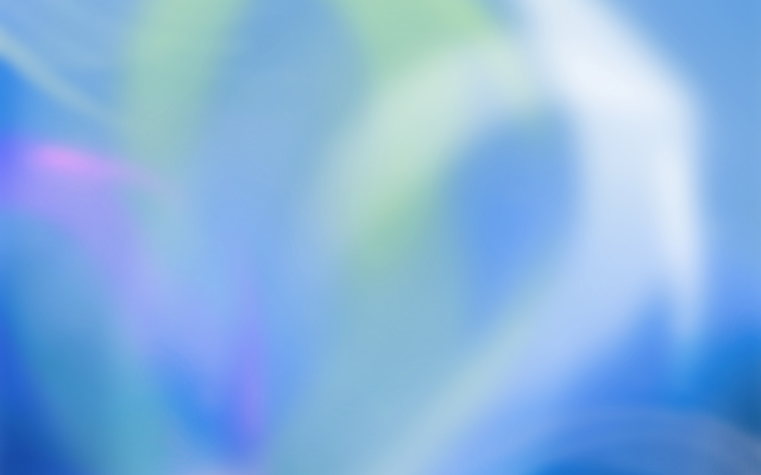 Blue Gradient Background Wallpaper 2560x1600