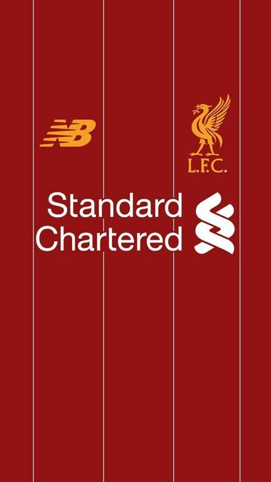 Clean Liverpool 201920 kit phone   Empire Of The Kop Facebook 539x960