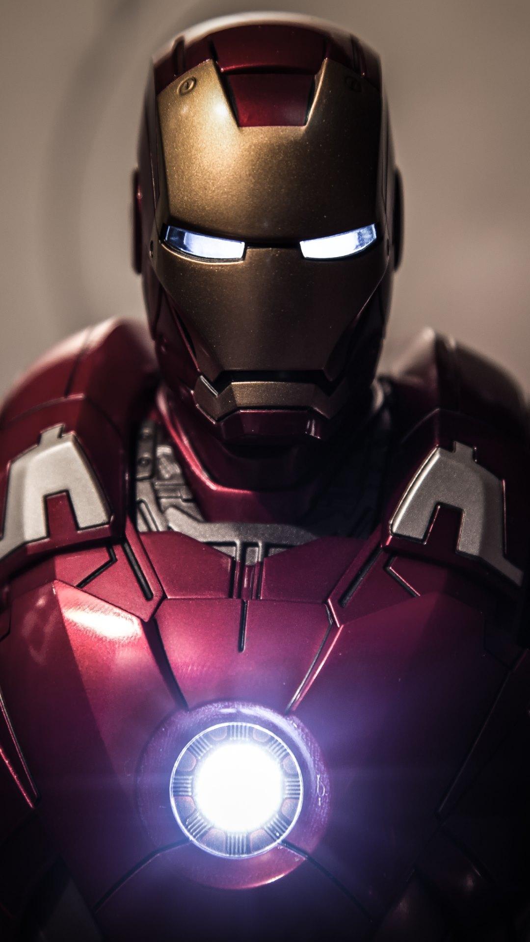 Iron Man Wolverine Captain America Hulk 1080x1920