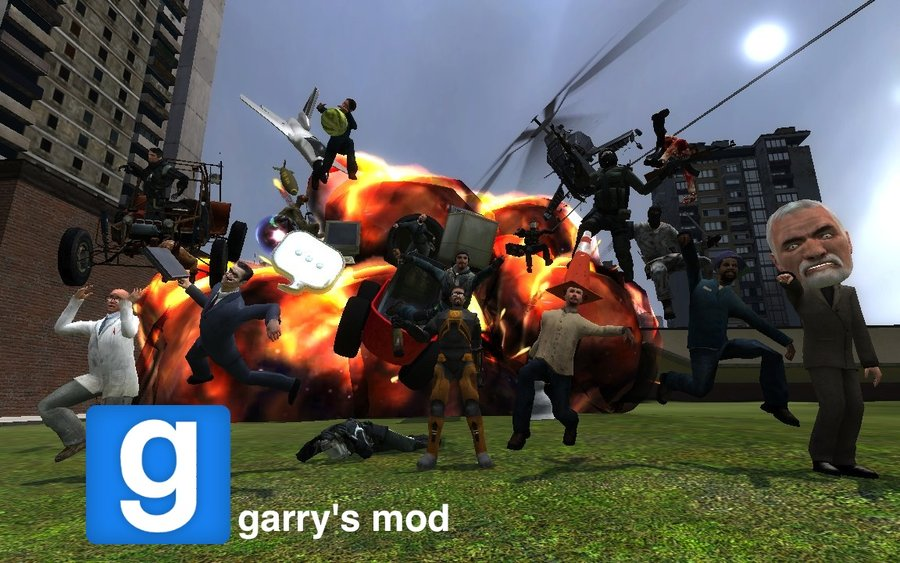 Garrys Mod Download Game Wallpaper Mixed HD Game Wallpapers 900x563