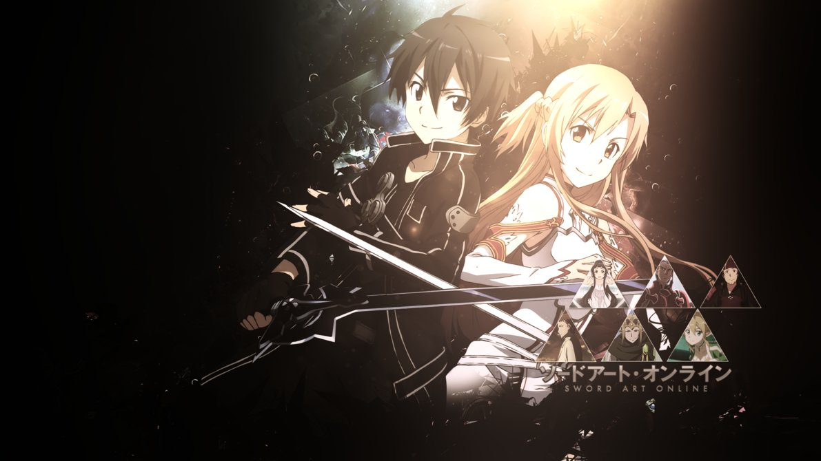 Free Download Sword Art Online Wallpaper 1 By Dani17k
