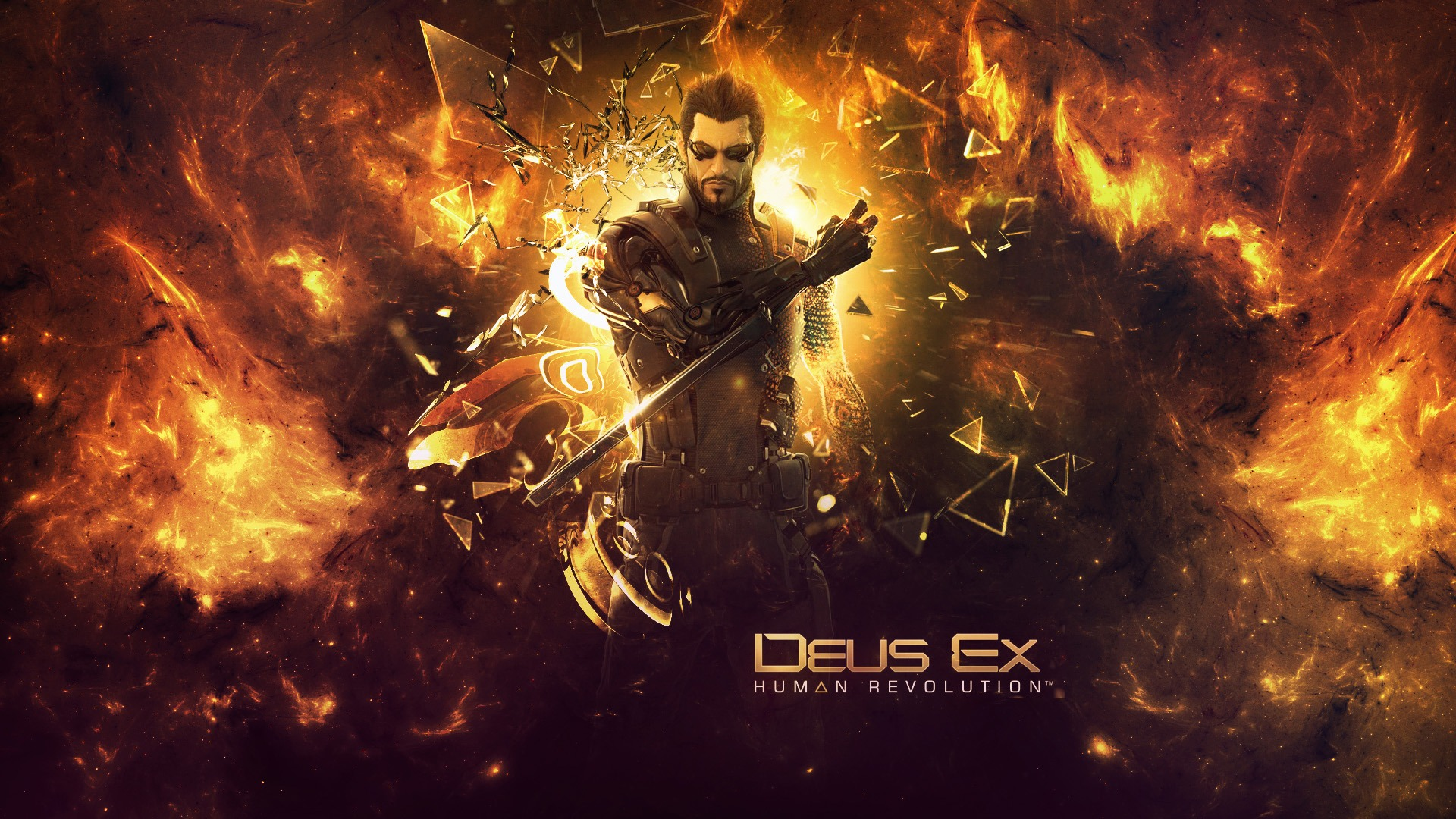 Deus Ex Human Revolution Wallpaper HD Wallpapers Game Wallpaper 16 1920x1080