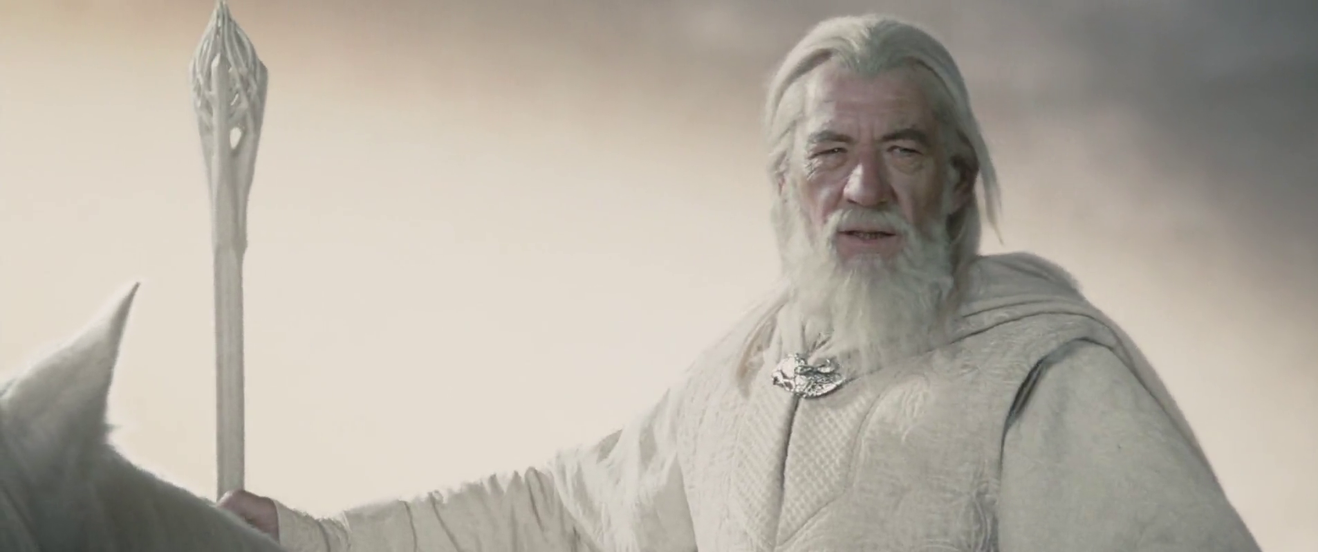 Hope you like this Gandalf HD background as much as we do 1906x798