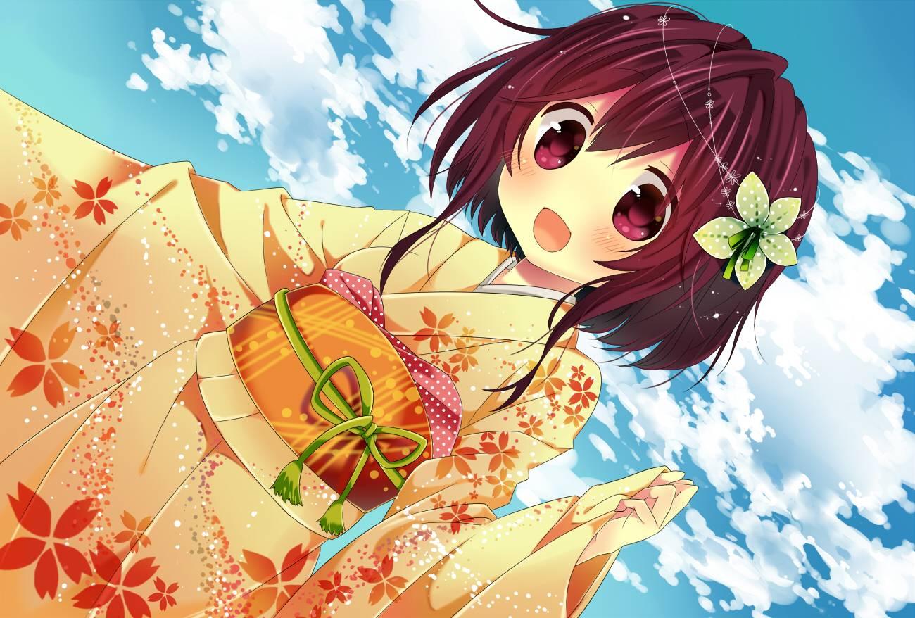 49 Kawaii Anime Wallpapers On Wallpapersafari