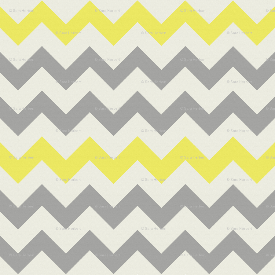 yellow and gray chevron wallpaper wallpapersafari. Black Bedroom Furniture Sets. Home Design Ideas
