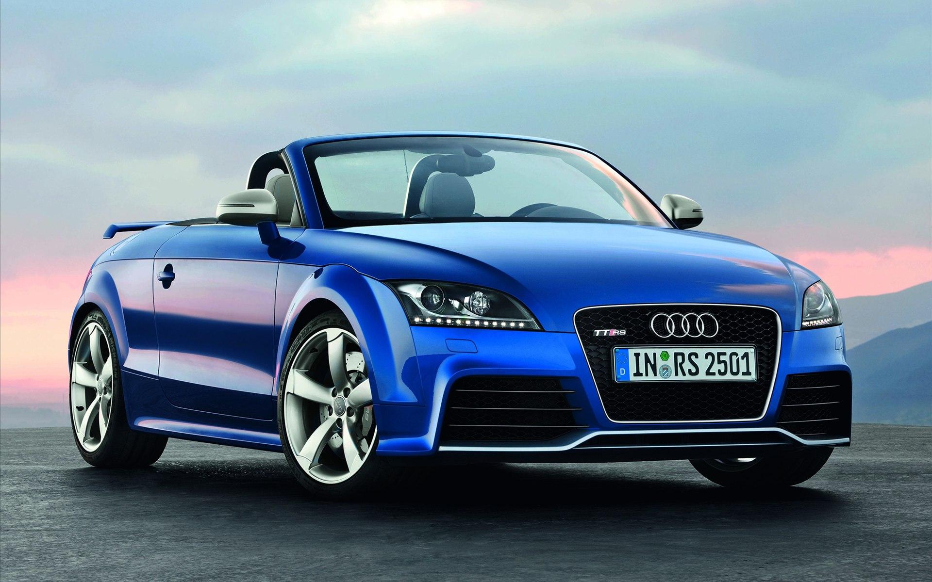 2012 Audi TT RS Wallpapers HD Wallpapers 1920x1200