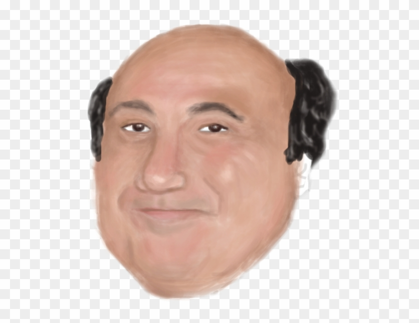 Png For   Danny Devito Transparent Background Png Download 840x648