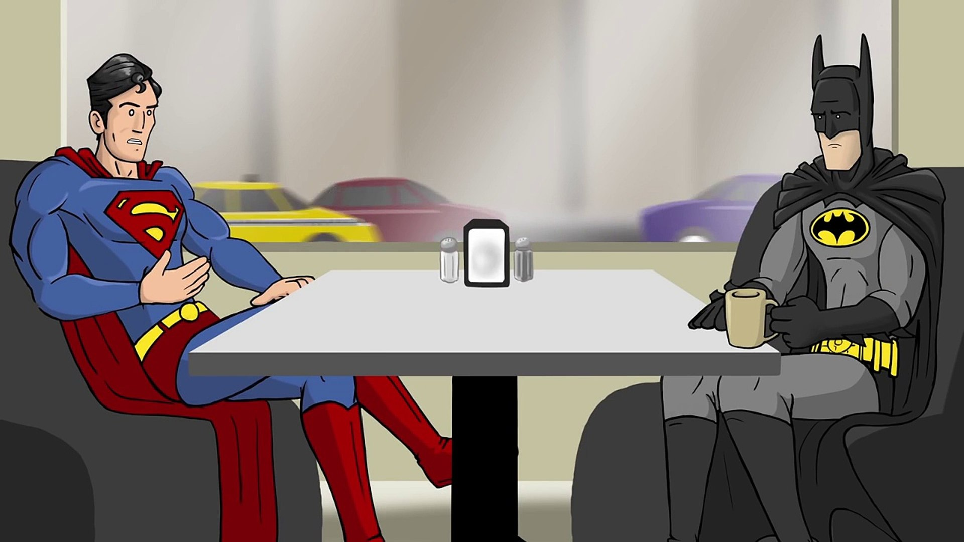 Super Cafe Batman v Superman   Its On   Dailymotion Video 1920x1080