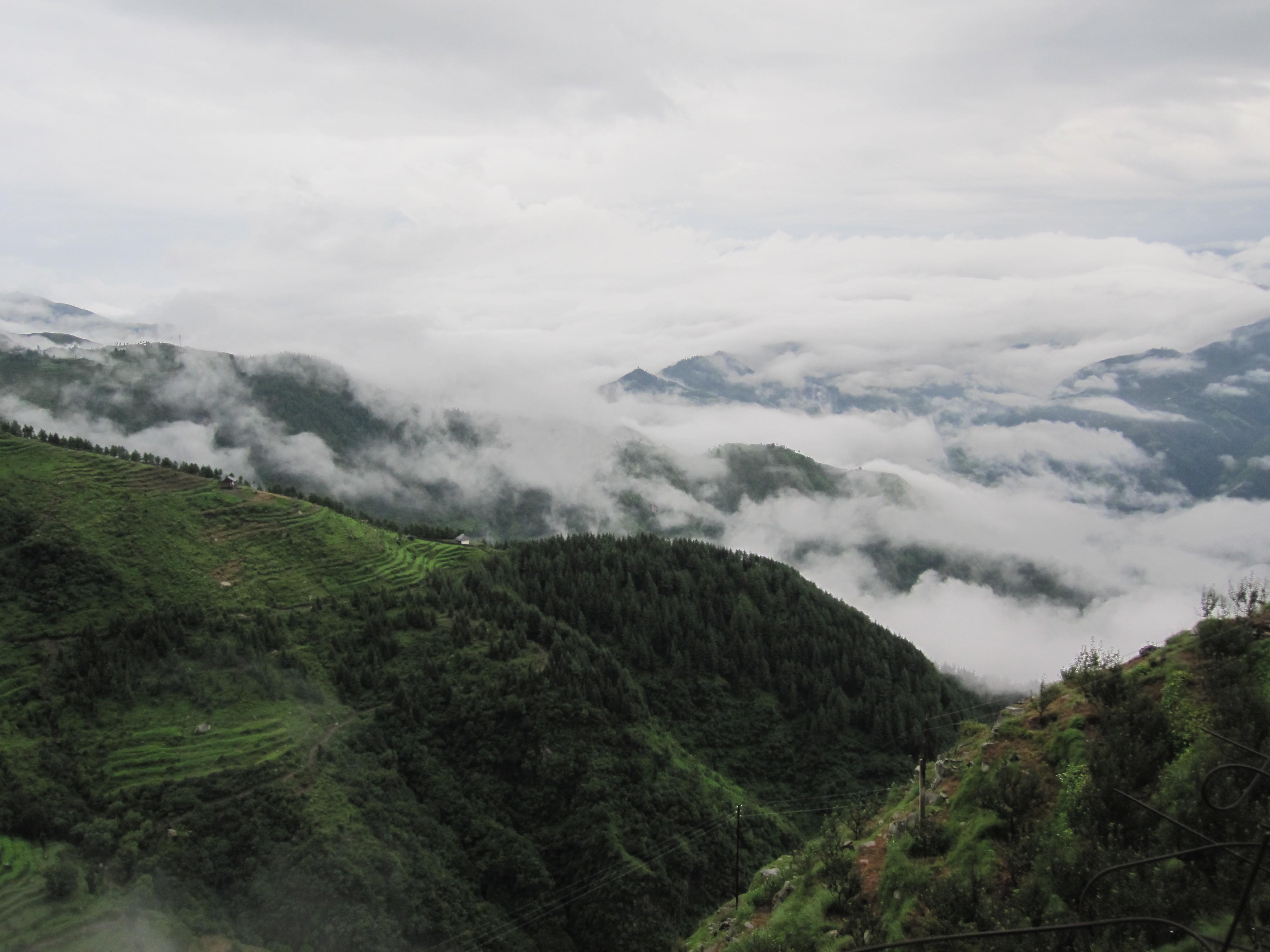 Himachal Mountain Kullu Mamdi Birth Mandi Hill Mountains   Mount 4000x3000