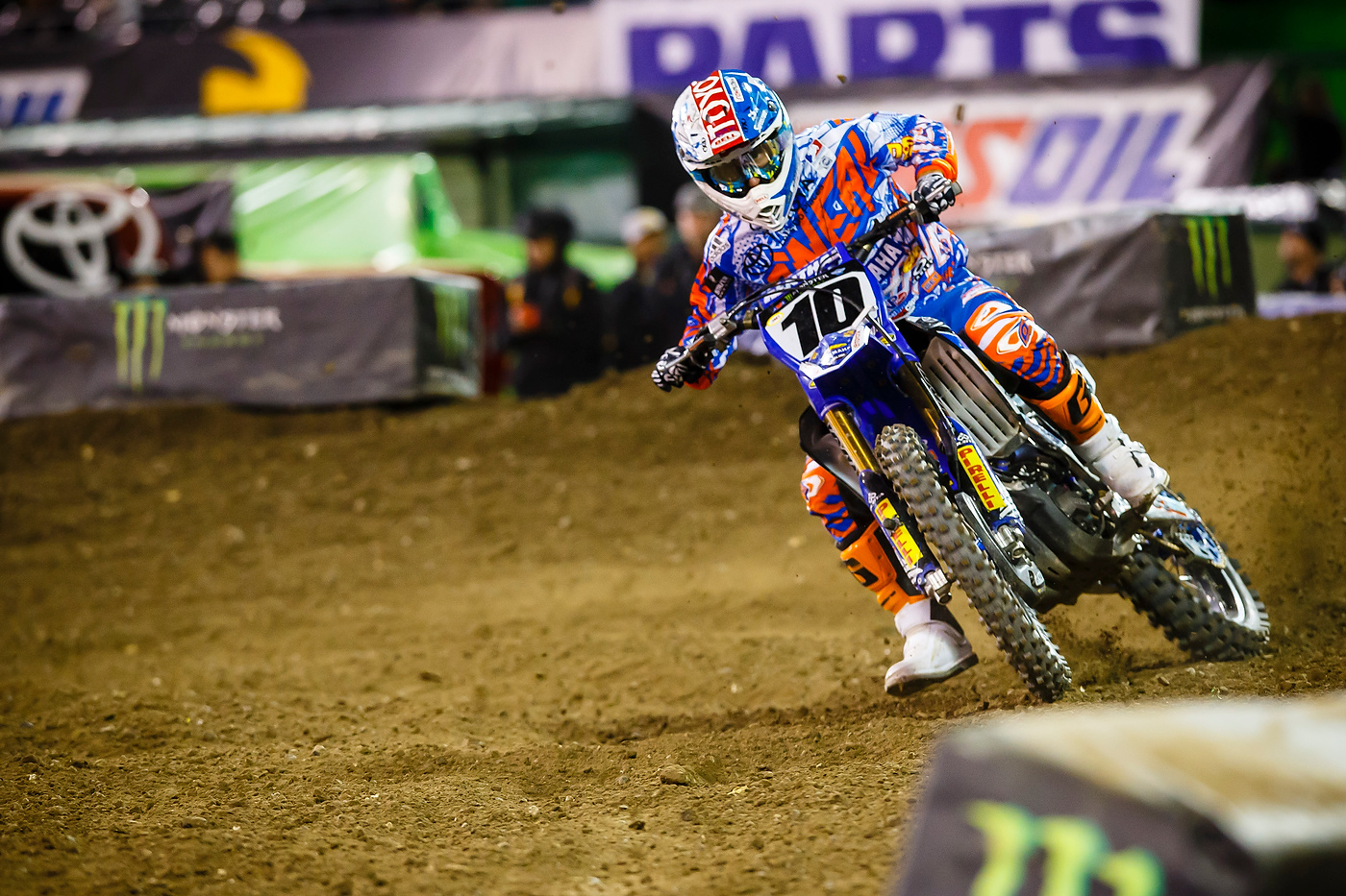 2014 Anaheim Iii Sx Wallpapers Transworld Motocross Auto Design Tech 1400x933