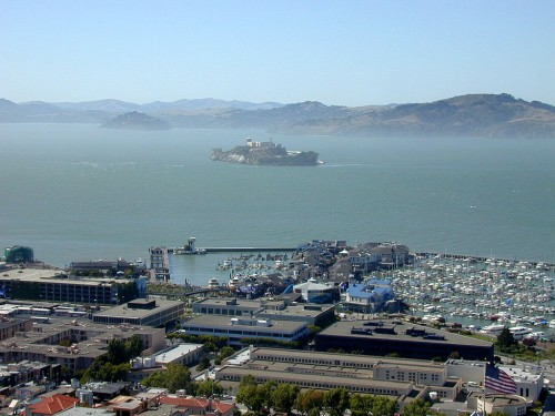 san francisco alcatraz screensaver screensavers download san francisco 500x375