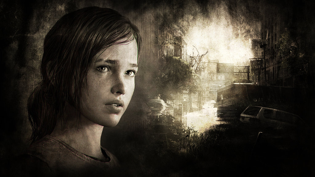 The Last of Us   Ellie Wallpaper by The10thProtocol 1024x576