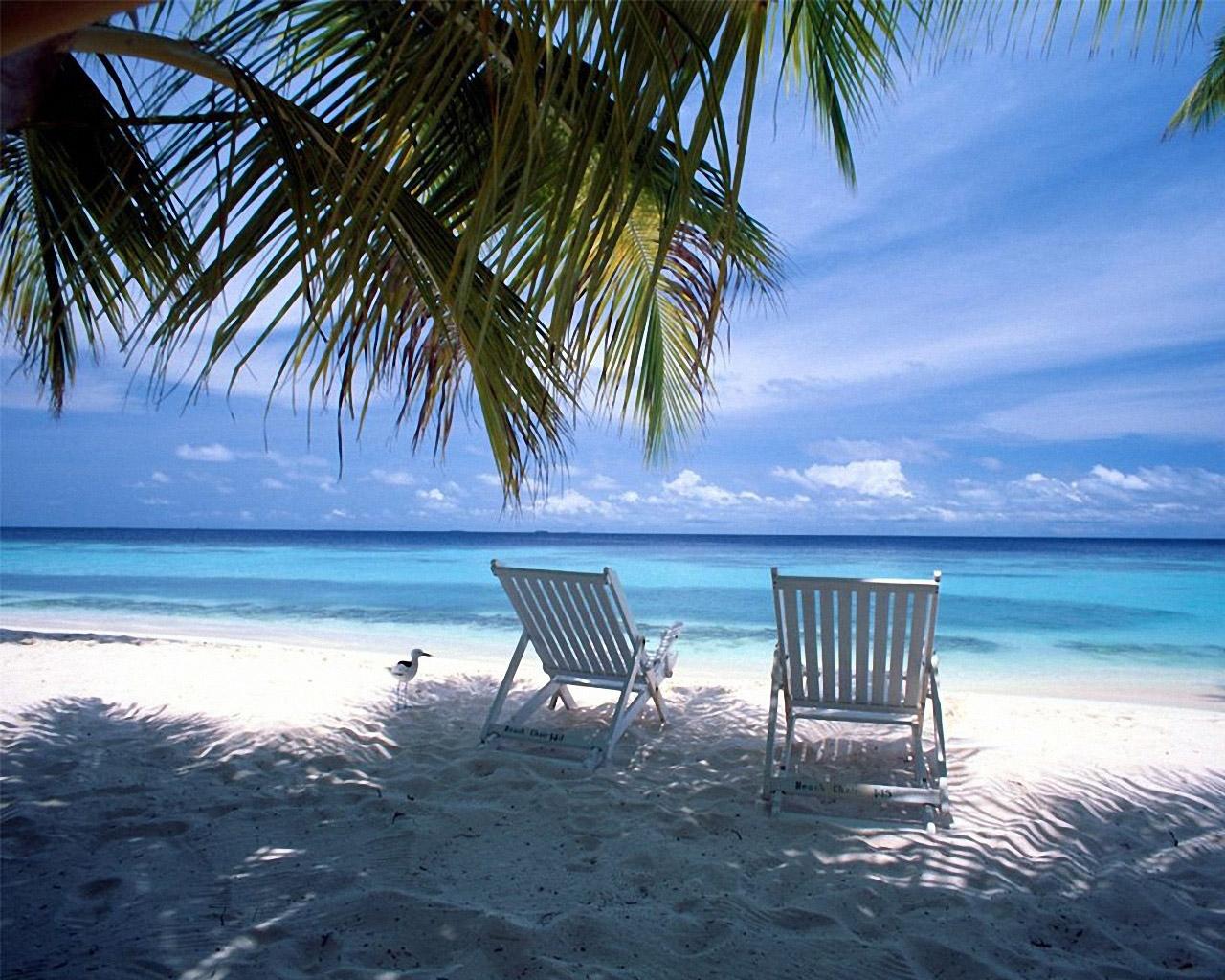 Beach Wallpaper Caribbean HD Wallpapers 1280x1024