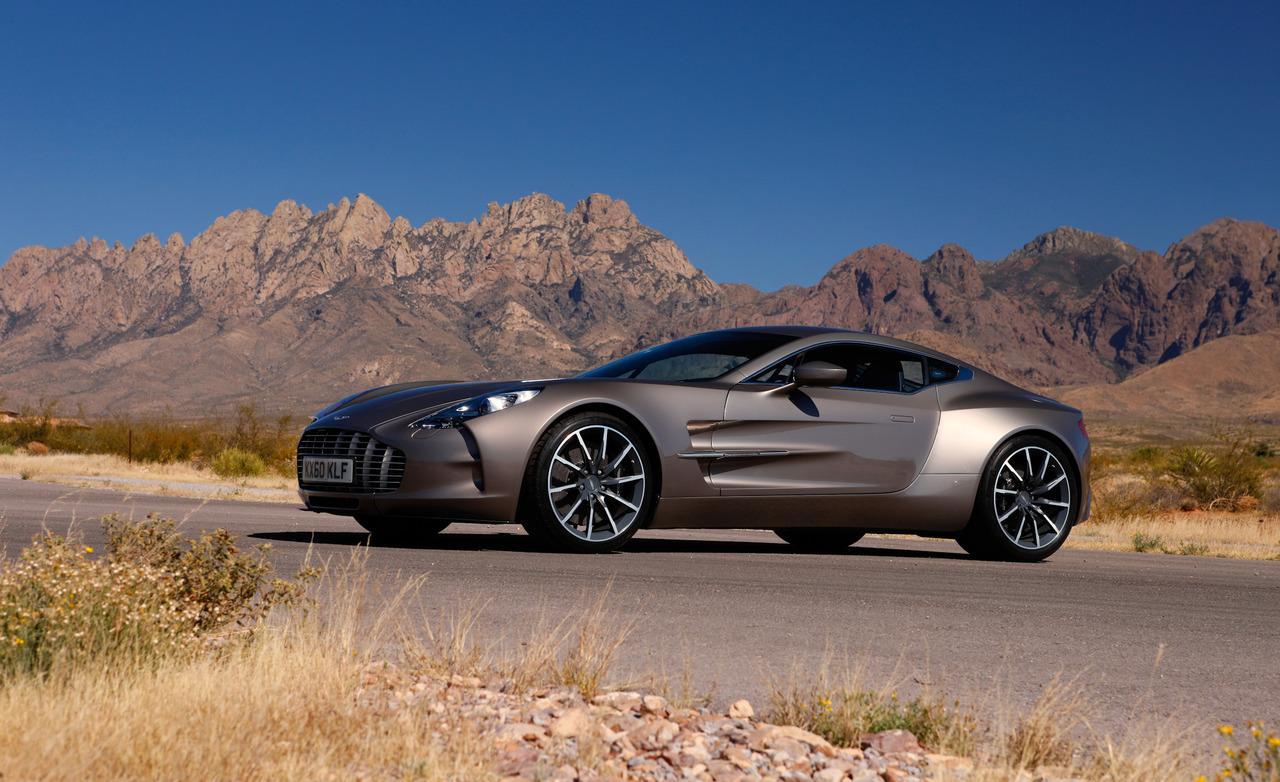 Aston Martin One 77 1280x782