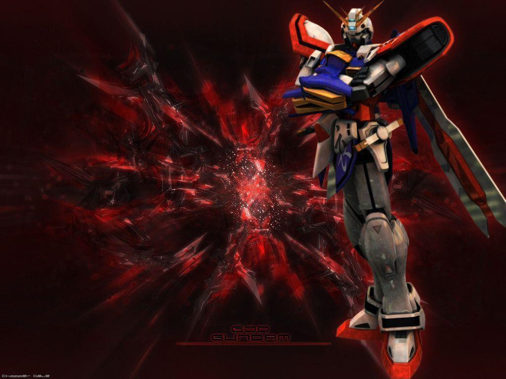 Mobile Fighter G Gundam Wallpapers 1024x768