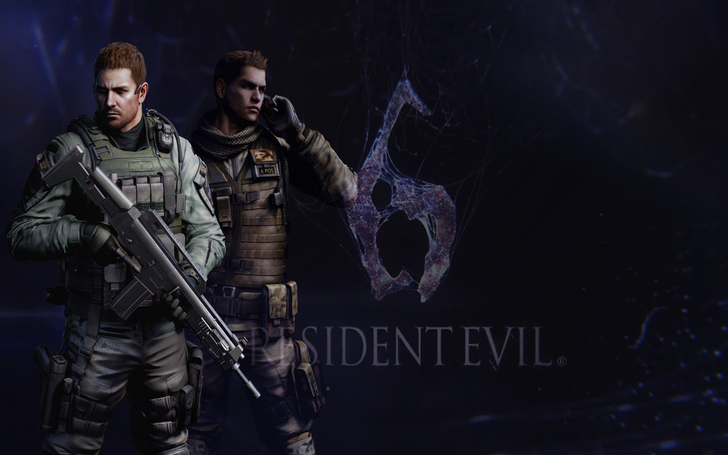 Resident evil 6 Wallpaper by pvlimota 1440x900