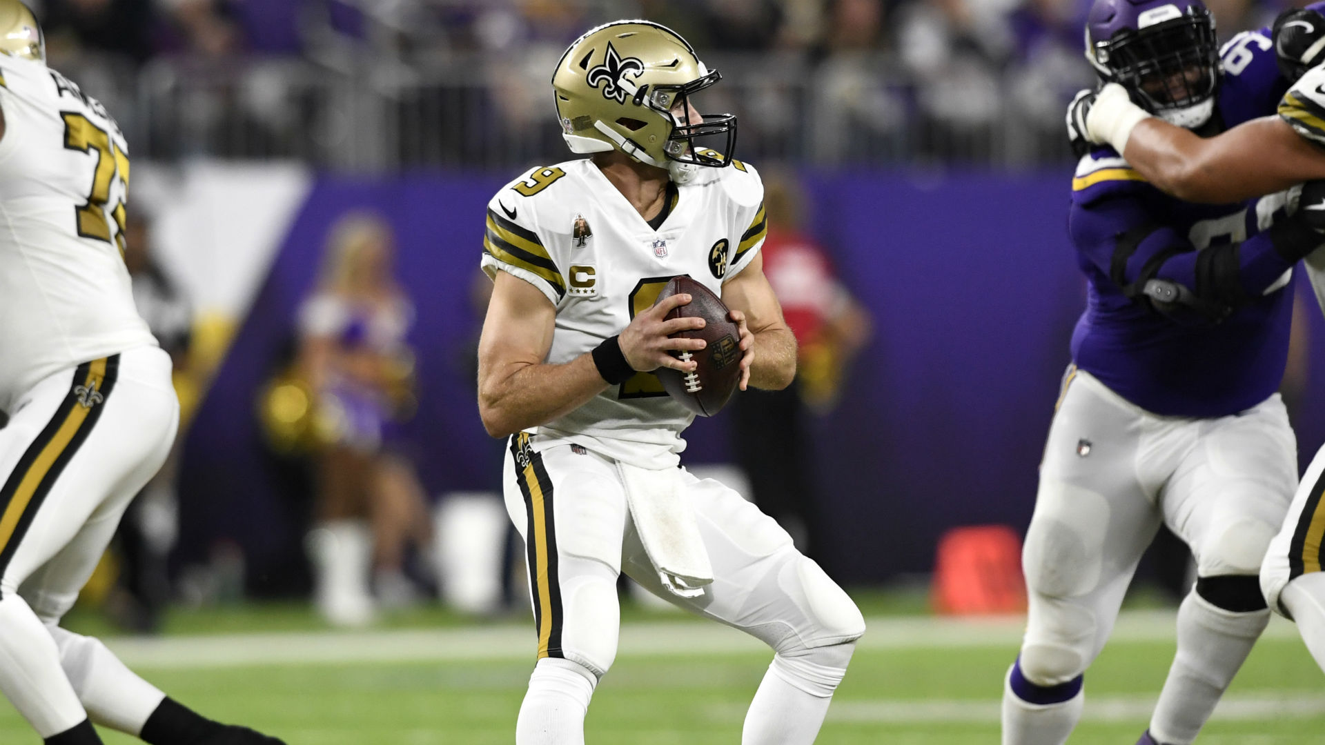 Pro Bowl 2019 Chargers lead NFL with 7 selections Drew Brees 1920x1080