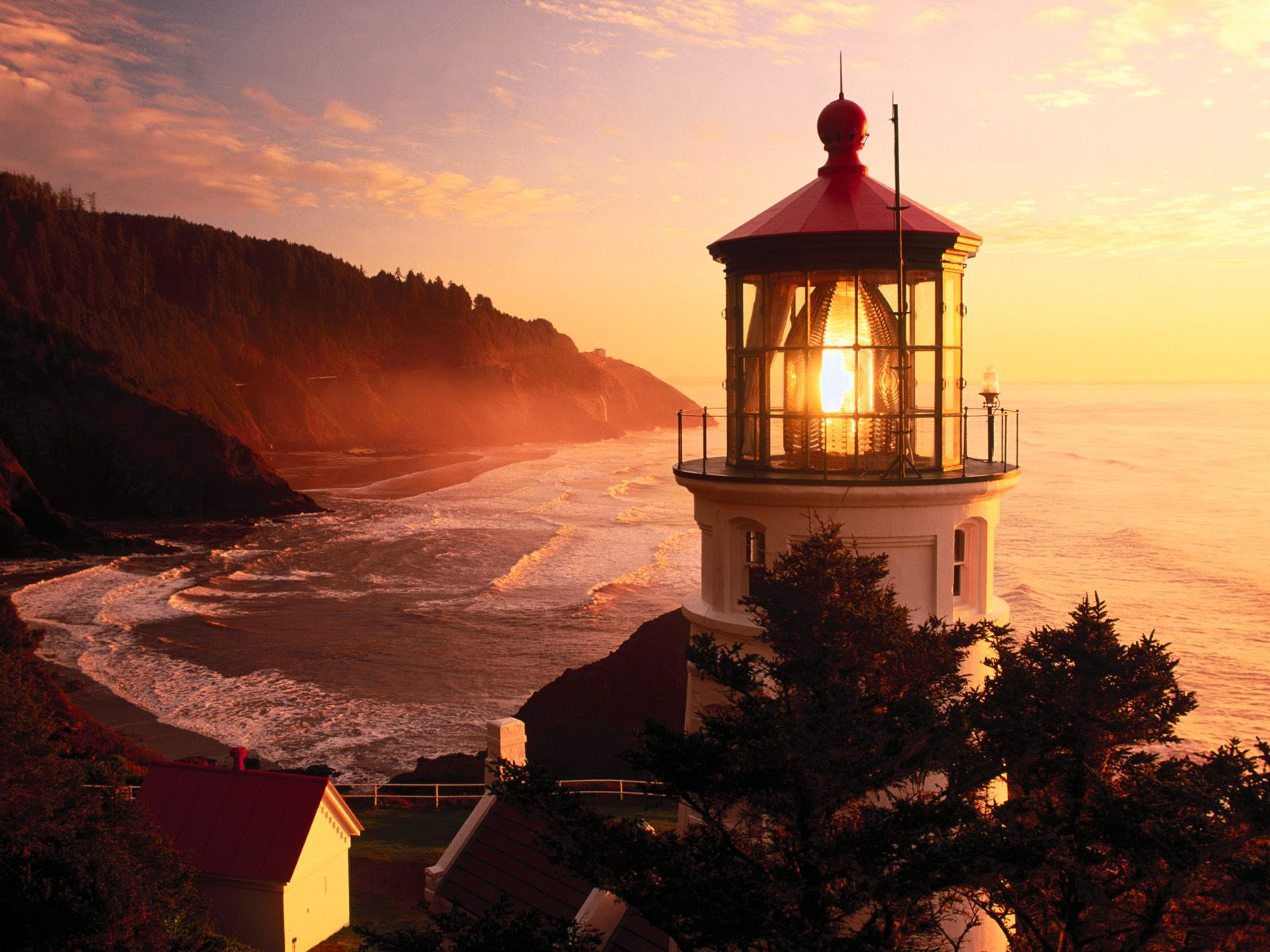 Wallpapers lighthouses 711376 Wallpaper 1600x1200
