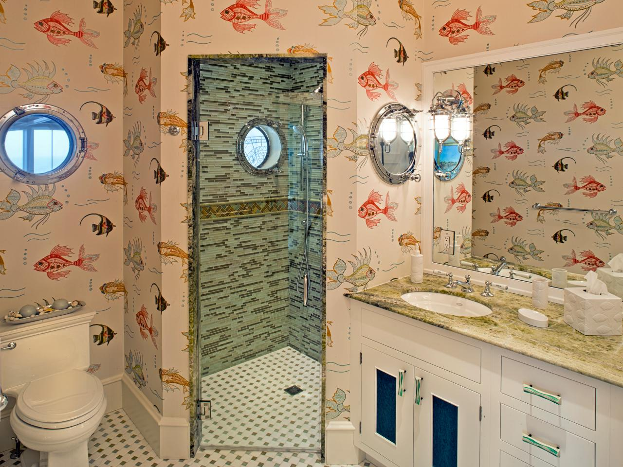 Coastal Bathroom Ideas Bathroom Ideas Designs HGTV 1280x960