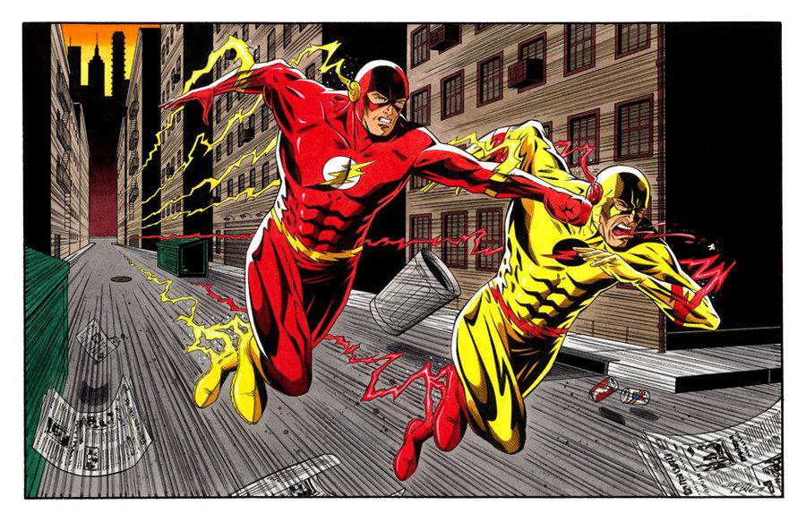 Flash vs Zoom by 93Cobra 900x583