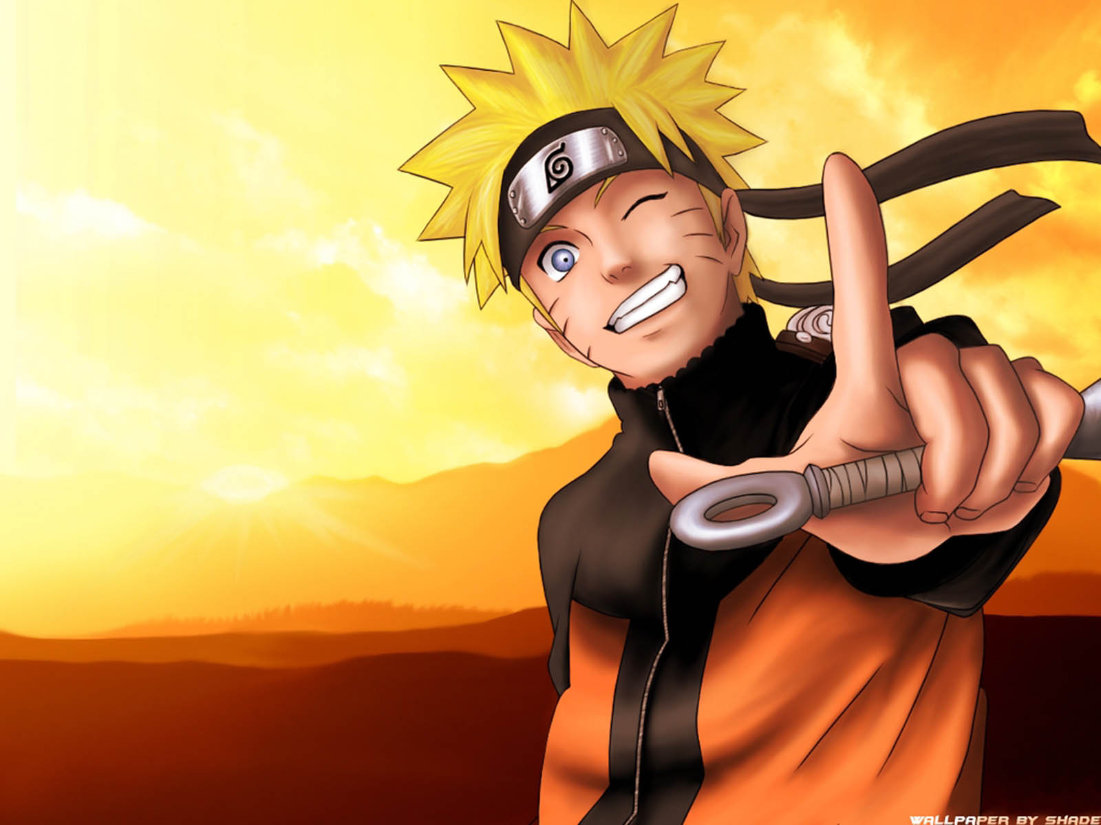 wallpapers Naruto Shippuden Wallpapers 1600x1200