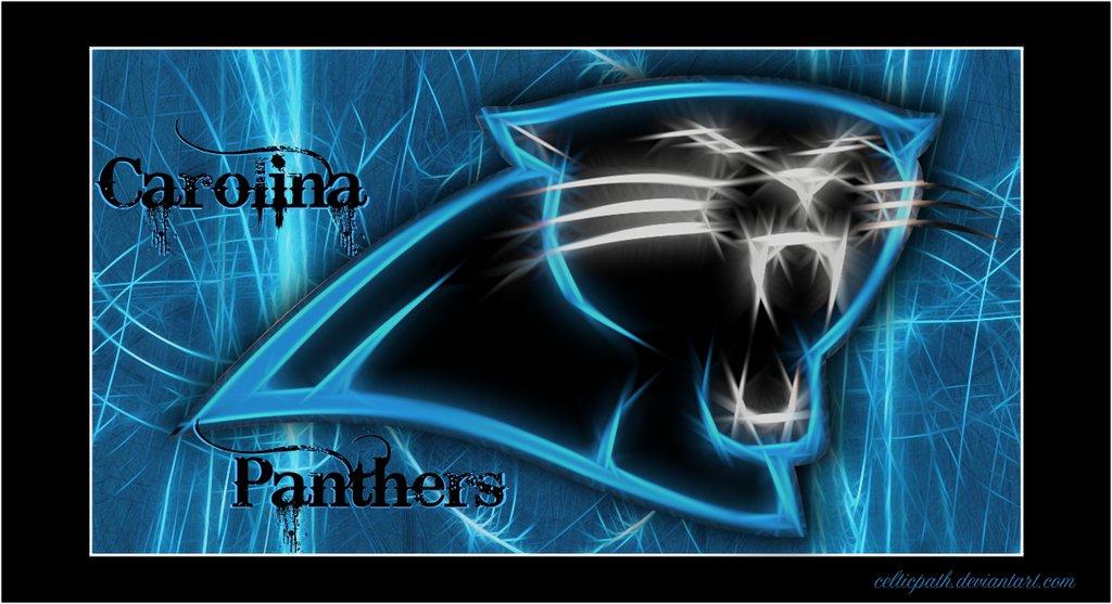 Carolina Panthers wallpaper by celticpath 1024x557