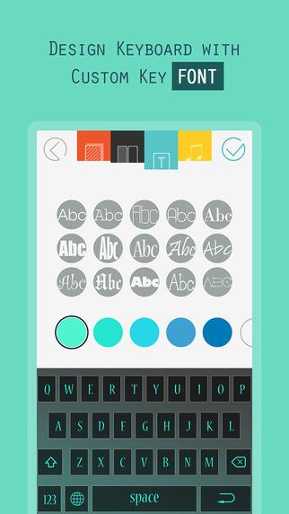 Custom Keyboard   Customize Color Keyboards Skins Backgrounds 322x572