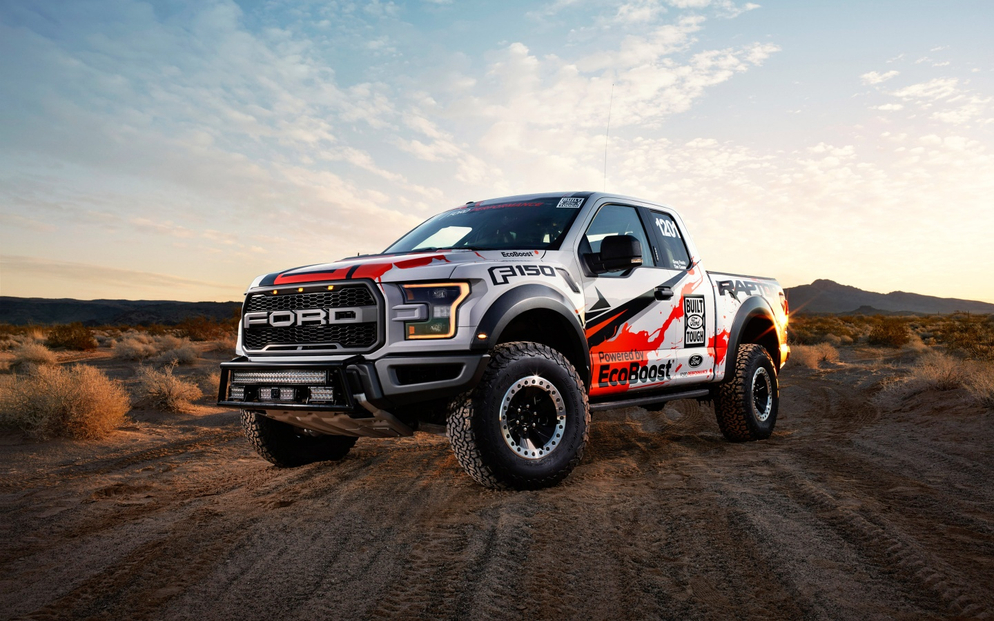 Ford F 150 Raptor 2016 Wallpapers HD Wallpapers 1440x900
