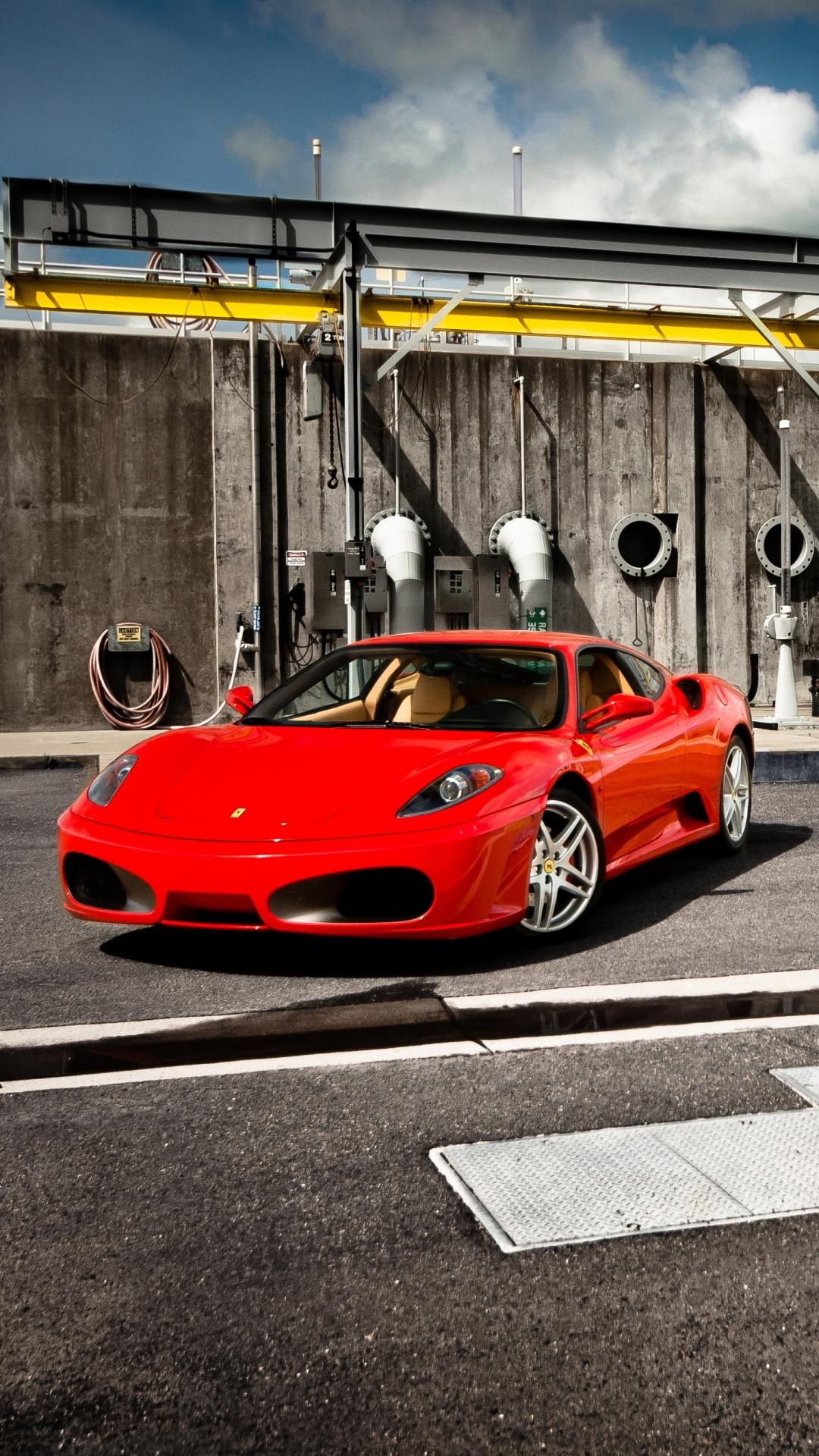 Free Download Vehiclesferrari F430 1080x1920 Wallpaper Id