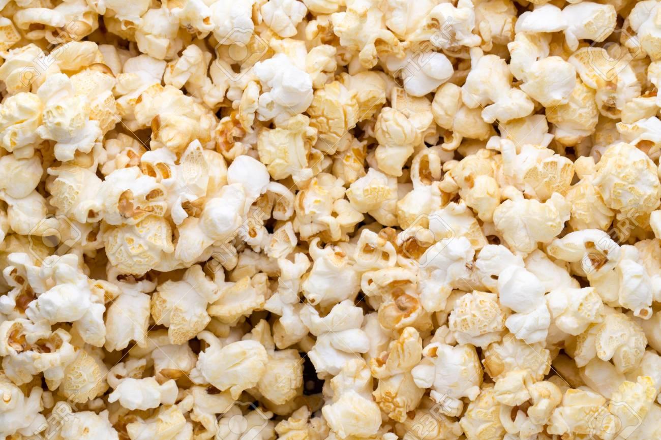Popcorn Background Caramel Sweet Corn Cinema Snack Stock Photo 1300x866