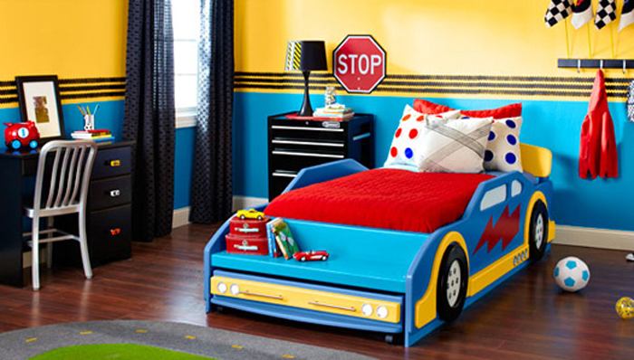 Free Download Race Car Bedroom Projects 700x398 For Your