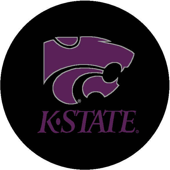 Kansas State Wildcats Wallpaper Kansas state wildcat logo 586x586