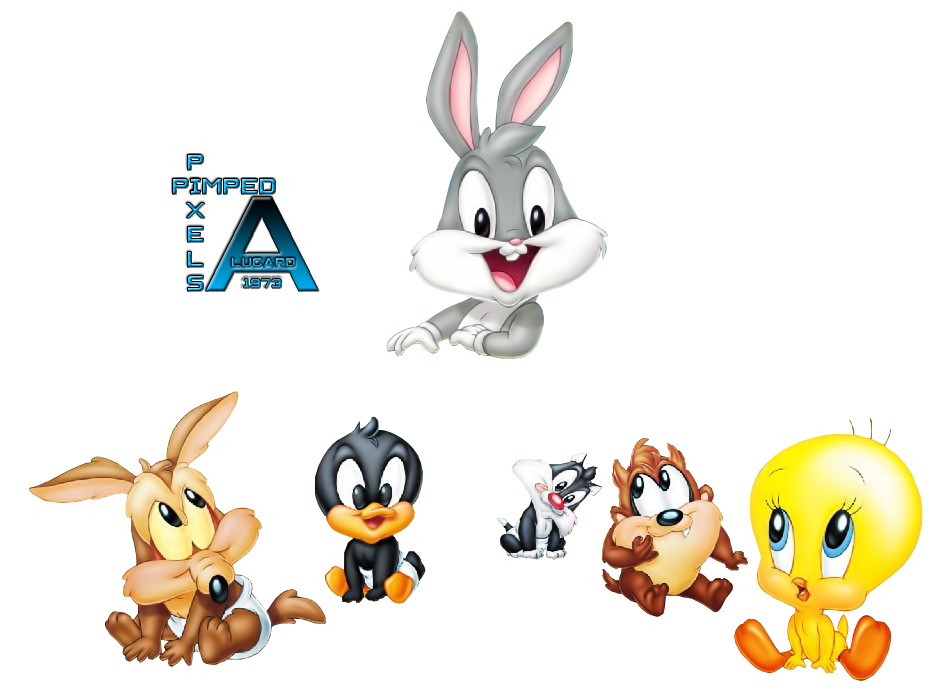 Looney Tunes Baby Wallpaper Baby looney tunes wallpaperpng 950x700