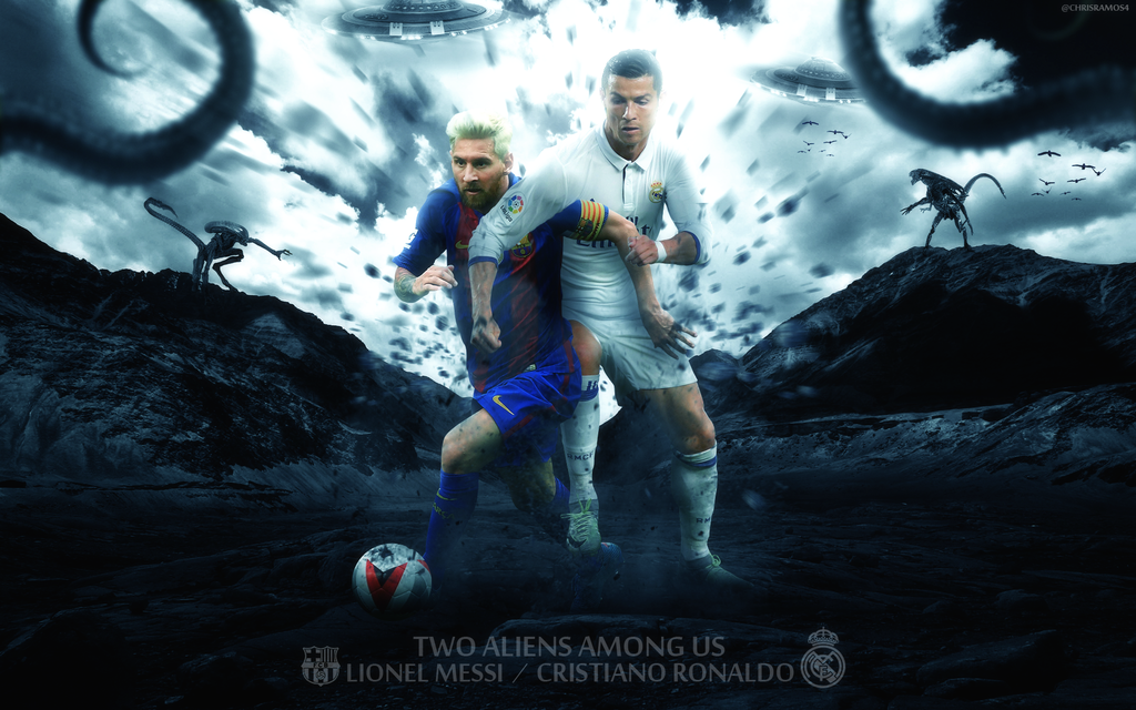 Free Download Top Messi And Ronaldo Wallpapers Wallpapers
